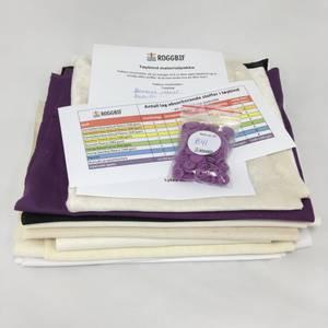 Bilde av Materialpakke tøybind